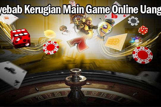 Penyebab Kerugian Main Game Online Uang Asli